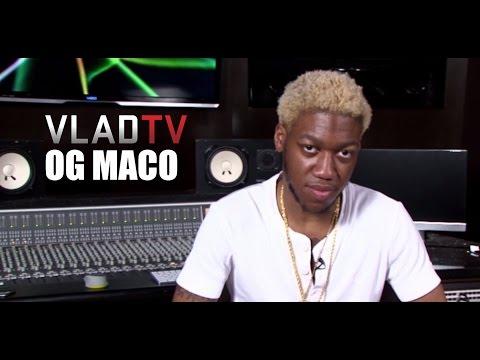 OG Maco: I Don't Think Eminem or Jay Z Is The King Of Hip-Hop