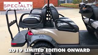 8. 2019 LImited Edition Onward - Specialty Car Company