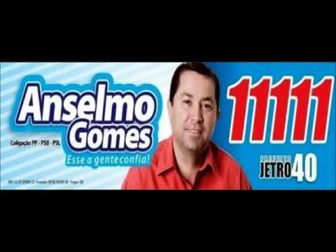 Anselmo Gomes Vereador  - 11.111 _ Santa Maria da Boa Vista