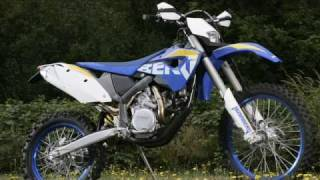 7. 2010 Husaberg FE 390 Motorcycle Review
