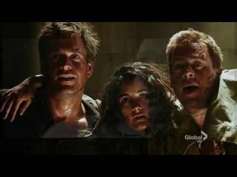 NCIS- Gibbs Team Save Ziva-Best scene ever. S7E1
