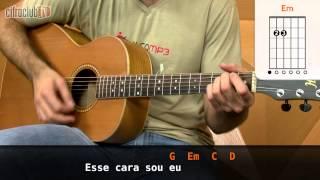 image of Esse Cara Sou Eu - Roberto Carlos (aula de violão simplificada)