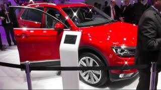Hello to MotorCarTube and a new car check. Today we present the 2016 Volkswagen Tiguan, enjoy the detail view in the exterior. Thanks for view! You always wa...