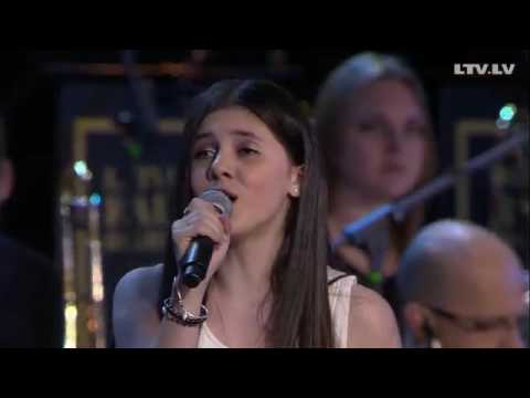 Сабина Мустаева и Раймонд Паулс 80 летие концертного зала Dzintaru