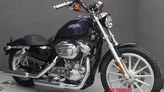 2. 2009 HARLEY DAVIDSON XL883L SPORTSTER 883 LOW - National Powersports Distributors