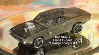 Nonton Hot Wheels Fast & Furious 3/8 '70 Dodge Charger R/T 2014 Fl Blk  HotWheelz 4 U Toys Film Subtitle Indonesia Streaming Movie Download