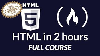 HTML Full Course - Build a Website Tutorial