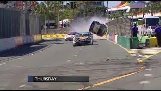 Video Top 10 Porsche Carrera Cup Australia Crashes MP3, 3GP, MP4, WEBM, AVI, FLV April 2019