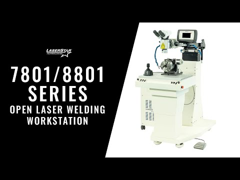 "<h3>LaserStar Technologies - 7801/8801 Series Open Laser Welding Workstation</h3><span style=""font-size: 15px; white-space: pre-wrap; font-family: Roboto, Noto, sans-serif;"">In this video, Mike walks us through the features and uses of the 7801 and 8801 series Open Laser Welding Workstation from LaserStar Technologies.</span>"