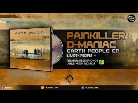 Painkiller & D-maniac - Earth People V1