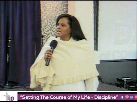"Pastor Tamara Bennett ""Setting The Course of My Life-Discipline""  (1-17-16)"