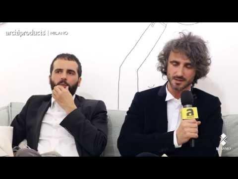Archiproducts Milano 2016 | KIASMO - Francesco Maggiore, Vincenzo D'Alba видео