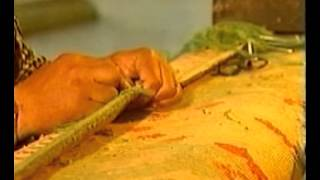 How High Quality Hand Knotted Rugs Are Made