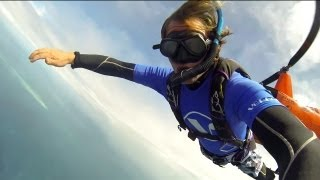 Scuba SkyDiving