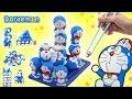 Empilhando Bonequinhos Do Doraemon Jogos De Equil brio
