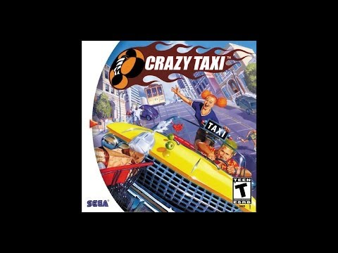 crazy taxi dreamcast music