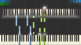 Мария Чайковская - Забери меня (пример игры на фортепиано) piano cover