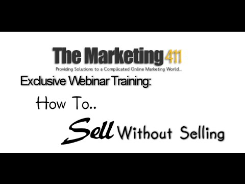 Big Idea Mastermind HANGOUT | How to Sell Without Selling