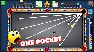 8 Ball Pool All Ball One Pocket Challenge -What A Luck ?-Welcome To My Channel Deepak8bp or Deepak 8 Ball PoolMy Social Profiles:Skype: iloveiphone07Kik: deepak8bpFb: https://www.facebook.com/deepak8bpTwitter : @deepak8ballpool+++++++++++++++++++++++++++++Willing to support my channel, Kindly Donate here:https://www.paypal.me/deepak8ballpoolYou GUYS ARE AMAZING!!!💜Music used :intro Song : Borgore & Sikdope - Unicorn Zombie Apocalypse (Xavi Fabregas Remix)TheFatRat - The Calling (feat. Laura Brehm)TheFatRat - Never Be Alone (Tasty Release)Vexento - SpiritTAGS:Deepak8BallPool deepak8bp