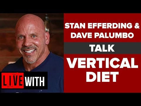 VERTICAL DIET EXPLAINED! Live With Stan Efferding