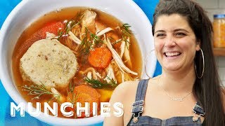 How to Make a Classic Matzo Ball Soup by Munchies