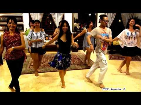 SAVE THE LAST DANCE 4 ME - Line Dance (by Kim-Fundanzer) Music by by Randy Meisner