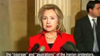Democratic Wave Hits Iran