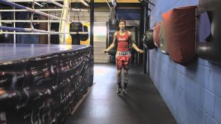 Athlete Assist - Mandy Bujold: TRAINING