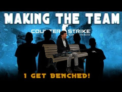 Making The Team EP: 9 - I Get Benched!