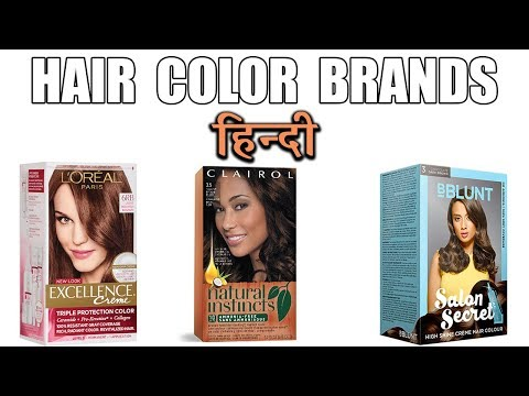 Nine Ammonia Free Hair Color Brands In India
