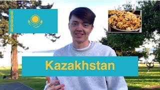 What I know, and love about Kazakhstan!