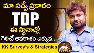 Video KK Survey on TDP Vote Bank 2019 | KK Surveys & Strategies 2019 Analysis on AP Vote Bank 2019 MP3, 3GP, MP4, WEBM, AVI, FLV Maret 2019