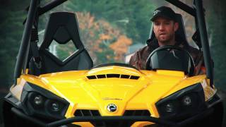 3. Test Ride 2010 Can-Am Commander 1000