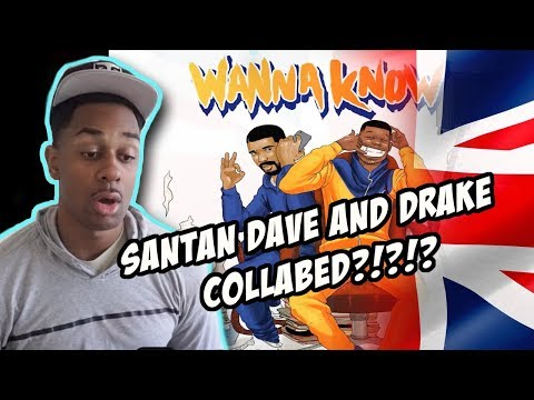 The collaboration that broke the internet | Dave - Wanna Know ft. Drake (Audio) REACTION