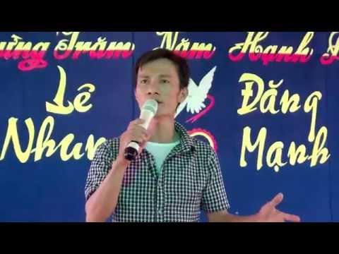 MC Hồ Đức Tuân - Video Điệu ví dặm là em   Dương Minh Pro