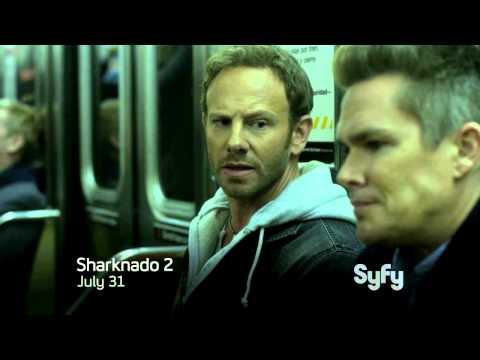 Sharknado 2: The Second One Sneak Peek