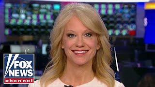 Kellyanne Conway: Barr's memo says there was no obstruction