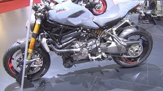 7. Ducati Monster 1200 S Liquid Concrete Grey Exterior and Interior