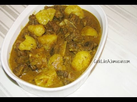 Caribbean Recipe: How to Make Authentic Homemade Jamaican Curry Goat