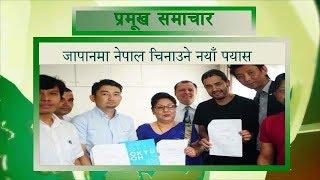 जापानमा नेपाल चिनाउने नयाँ प्रयास  Japan community News  Vision Nepal Television News NITV Media Present's...
