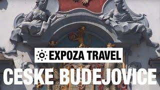 Ceske Budejovice Czech Republic  city photo : Ceske Budejovice (Czech Republic) Vacation Travel Video Guide