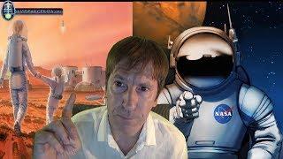 http://www.davidparcerisa.orgHa estallado el escándalo en Estados Unidos por las declaraciones del Ex- CIA, Robert David Steele, en el espacio de Alex Jones, al asegurar que NASA secuestra niños para esclavizarlos en Marte. Un asesor de prensa de la agencia tuvo que salir en los medios a desmentirlo todo... ¿Por qué se tomarían la molestia de hacerlo? Analizamos todo el escándalo en este vídeo...