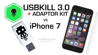 USB Killer V3 vs iPhone 7