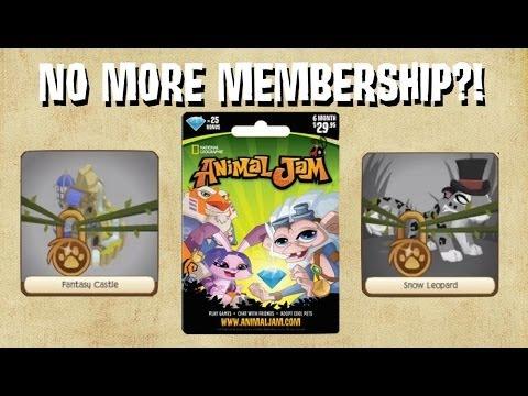 Animal Jam Free Member Accounts