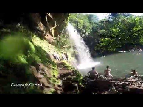 Acampamento, Caminhada e Banho de Cascata em Barra do Ouro, Maquine - RS.