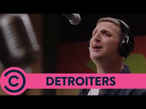 Makin' Sweet Music In The Studio - Detroiters | Comedy Central