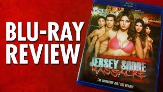 Jersey Shore Massacre (2014) Blu-Ray Review