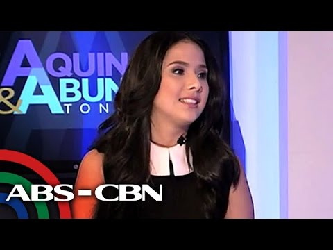 gets - Maxene Magalona admitted that she no longer talks to any of her former boyfriends, saying most of her past relationships ended badly. Subscribe to the ABS-CBN News channel! - http://bit.ly/TheABSC.