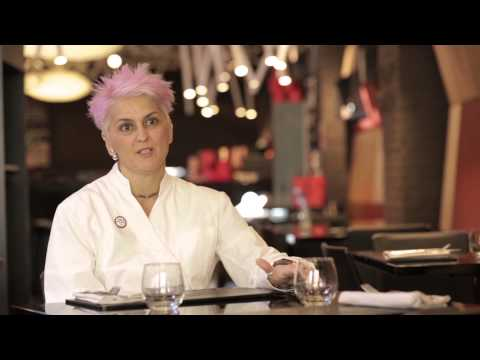 Chef Ambassador Cristina Bowerman