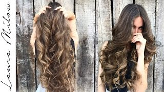 › BEACHY WAVES | Ondulations Cheveux